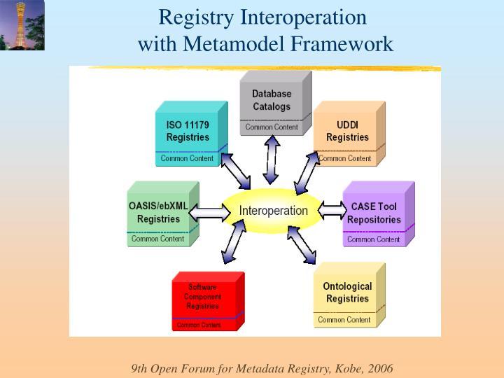 Registry Interoperation
