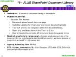 19 jllis sharepoint document library 6701
