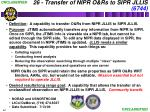 26 transfer of nipr o rs to sipr jllis 6744