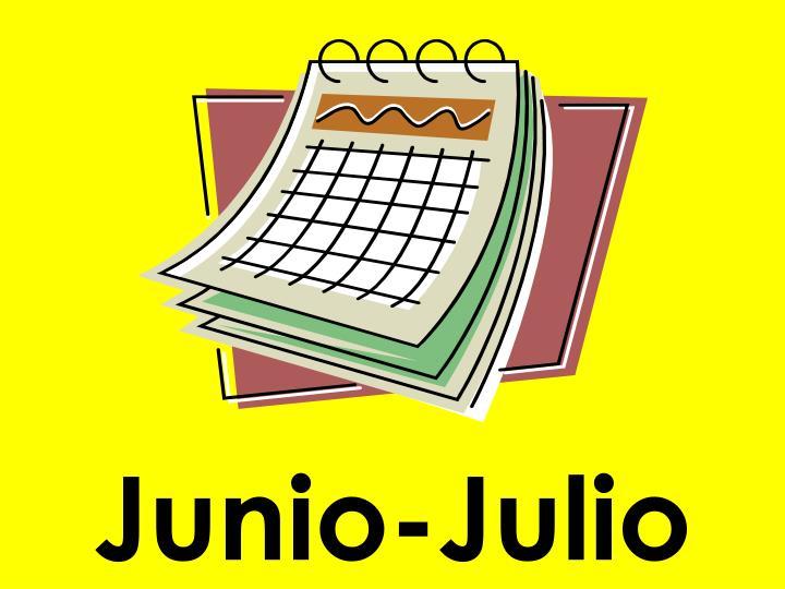 Junio-Julio