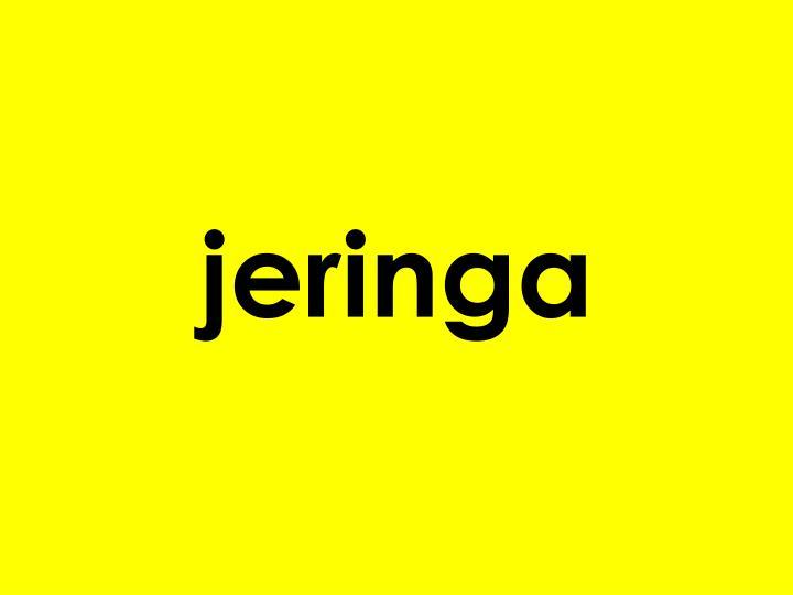 jeringa