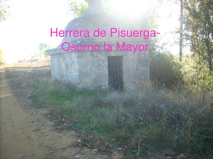 Herrera de Pisuerga-