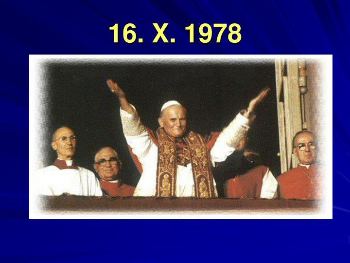 16. X. 1978