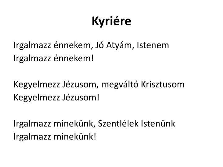 Kyriére