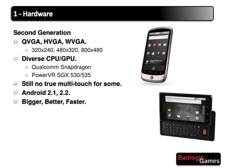 1 - Hardware