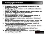 4 demystifying the manifest file1