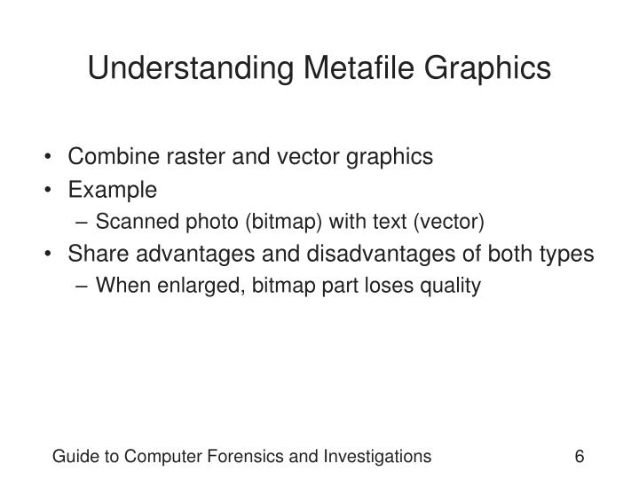 Understanding Metafile Graphics