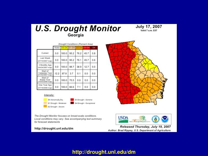 http://drought.unl.edu/dm