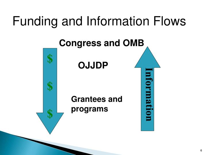 Funding and Information Flows