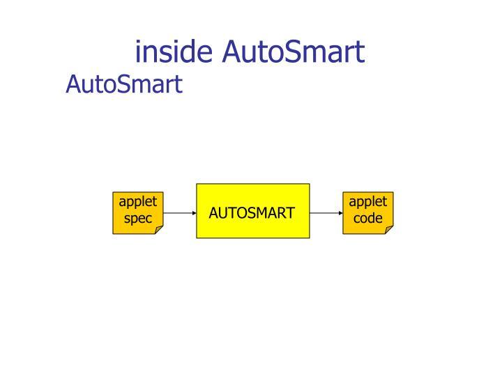 inside AutoSmart