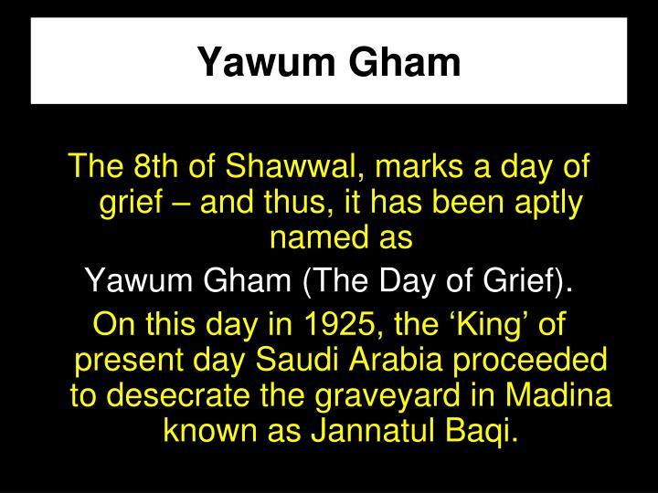 Yawum Gham
