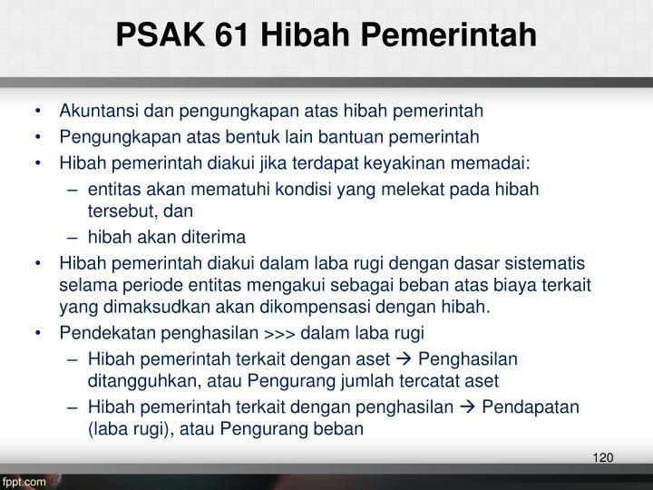 PSAK 61