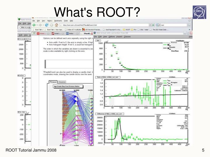 What's ROOT?