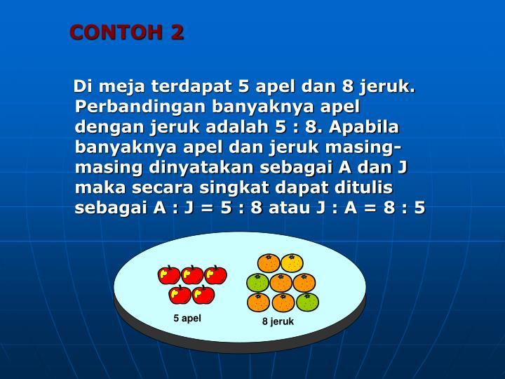 5 apel
