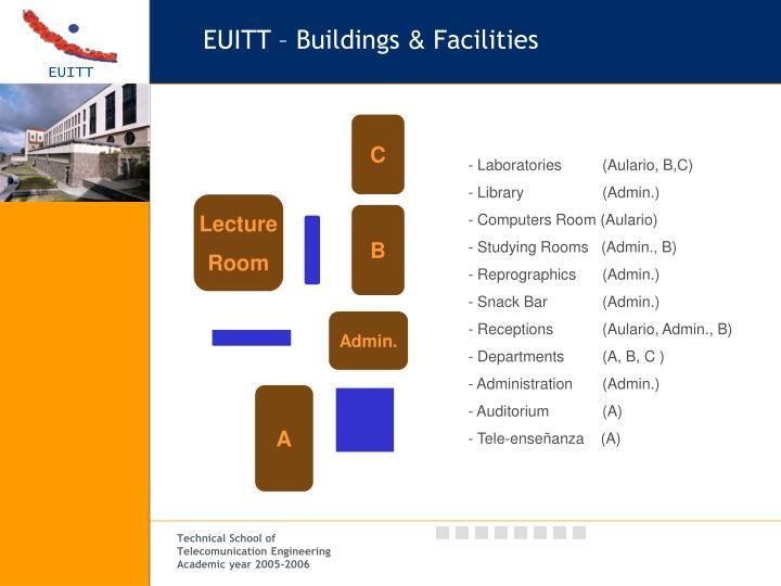 EUITT – Buildings