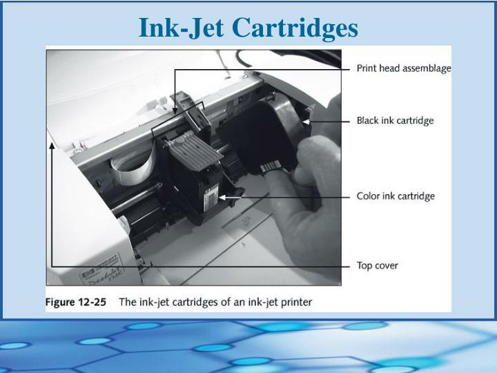 Ink-Jet Cartridges