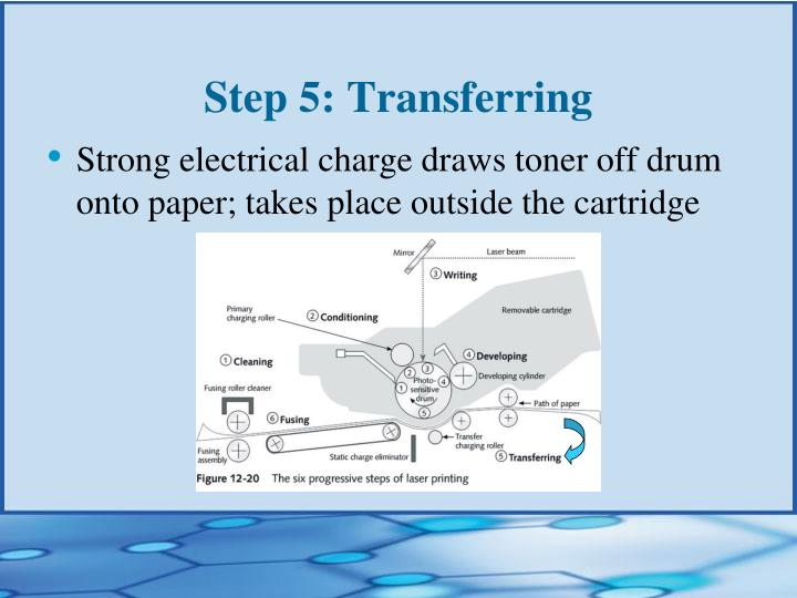 Step 5: Transferring