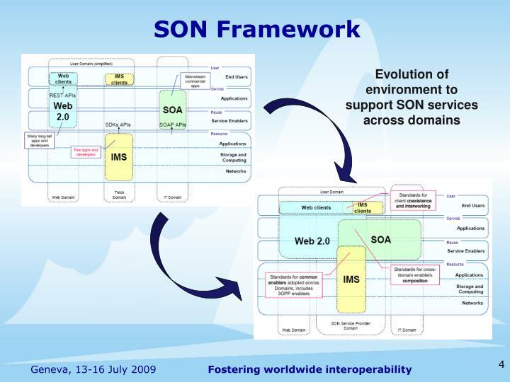 SON Framework