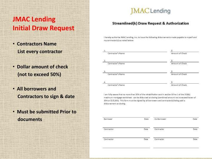 JMAC Lending