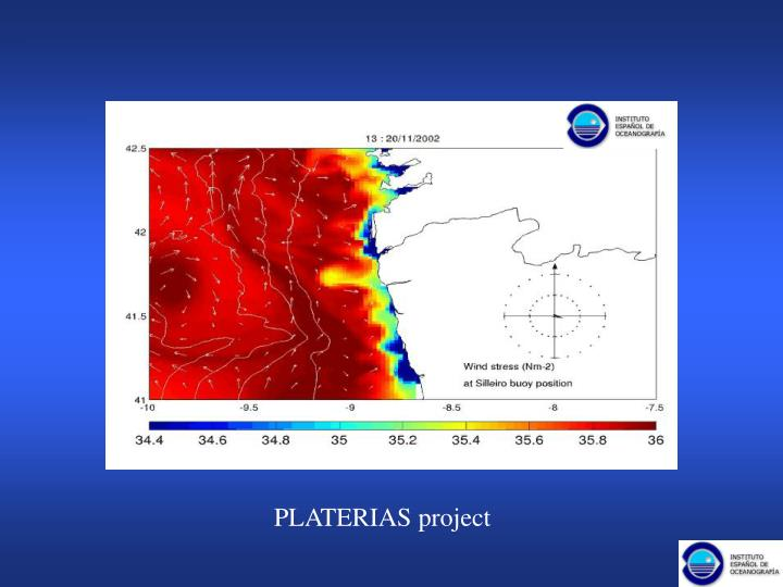 PLATERIAS project