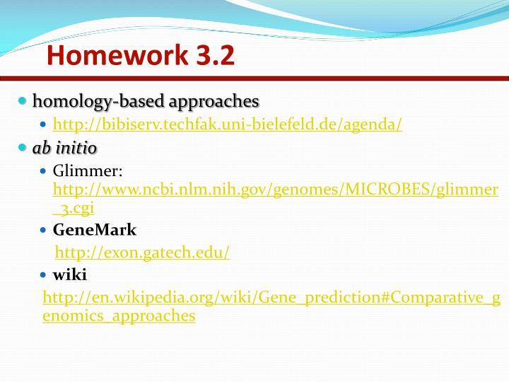 Homework 3.2