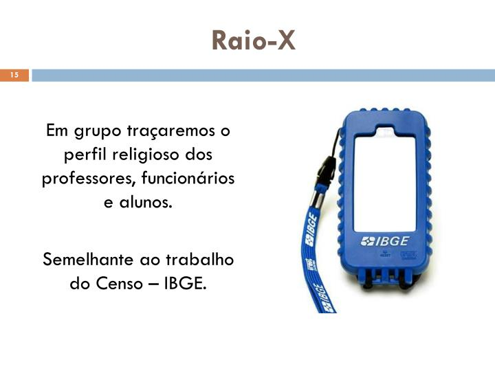 Raio-X