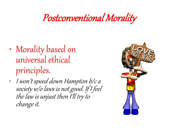 Postconventional Morality