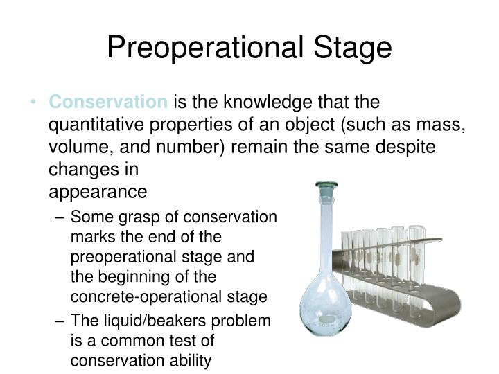 Preoperational Stage