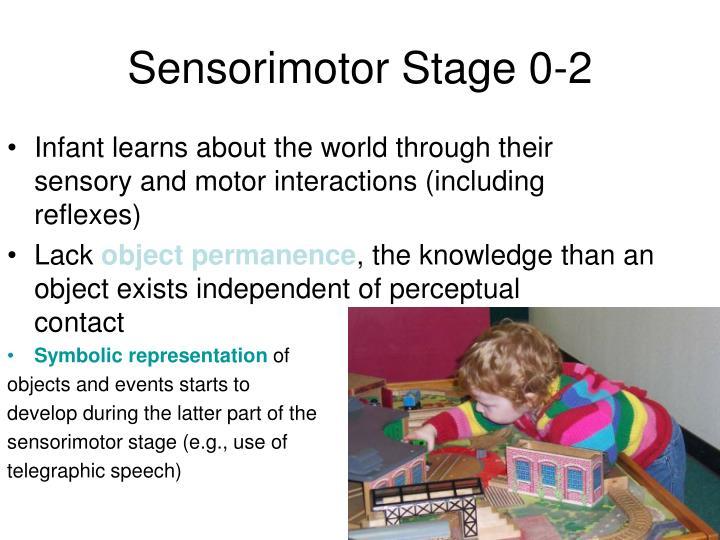 Sensorimotor Stage 0-2