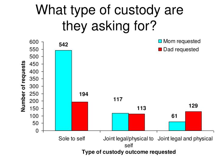 What type of custody are