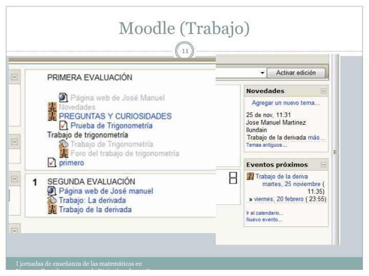 Moodle (Trabajo)