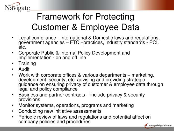 Framework for Protecting