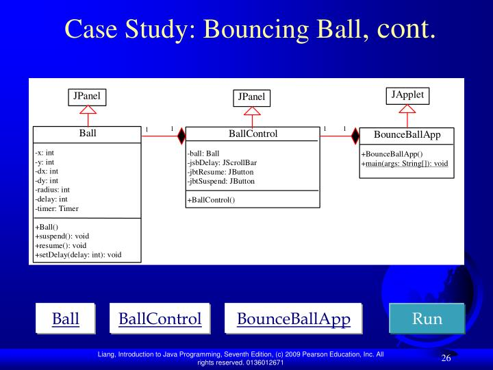 Case Study: Bouncing Ball