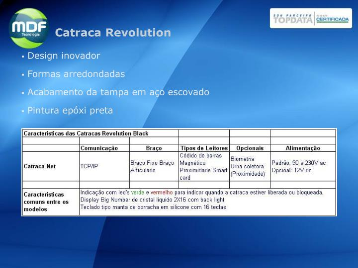 Catraca Revolution