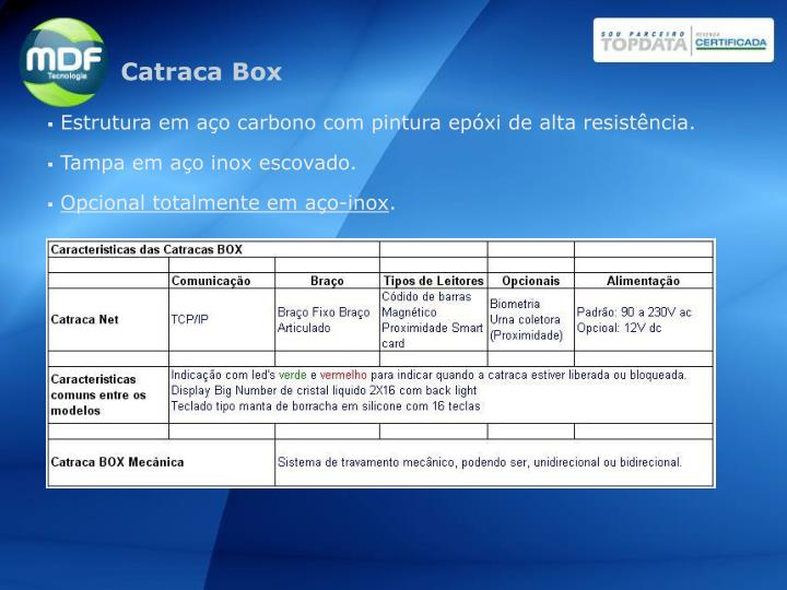 Catraca Box