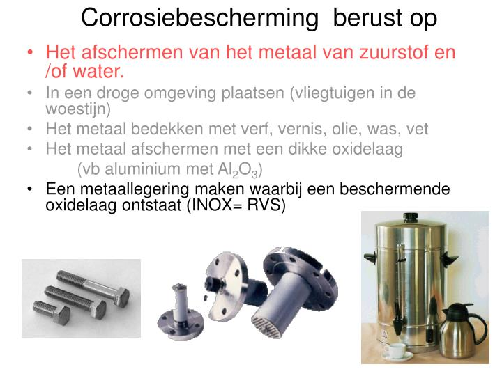 Corrosie
