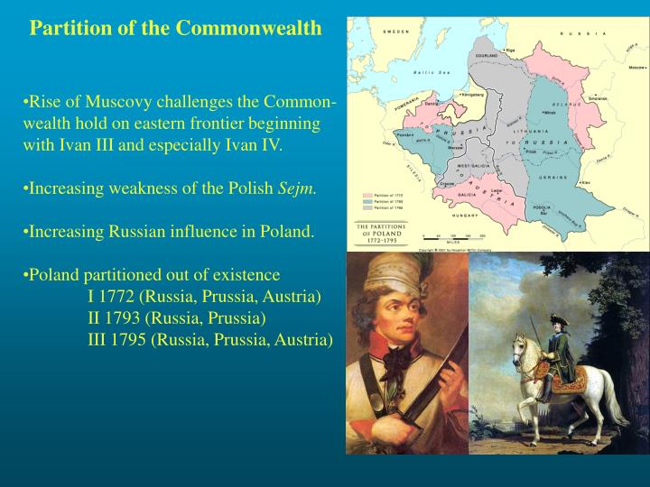 Partition of the Commonwealth