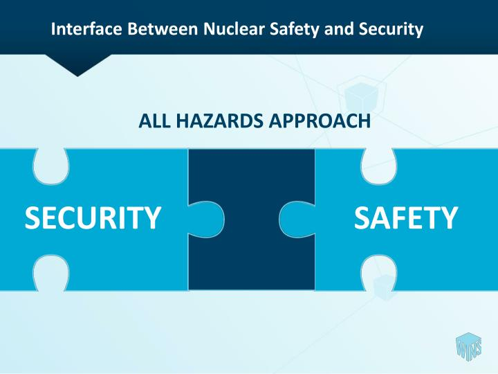Interface Between Nuclear Safety and Security