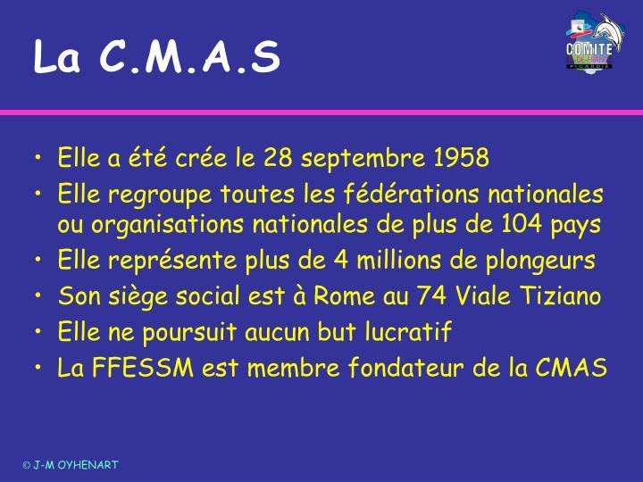 La C.M.A.S