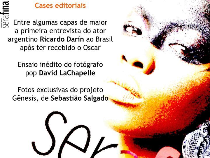 Cases editoriais