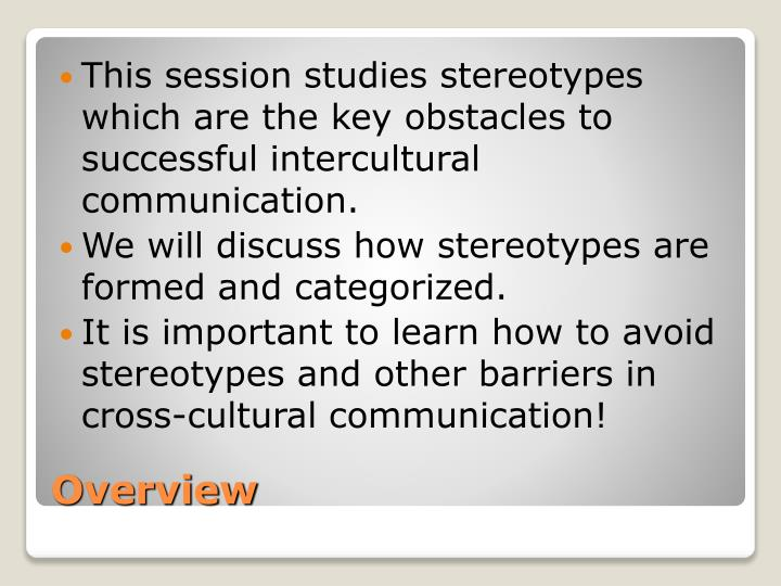 essay about stereotyping essay