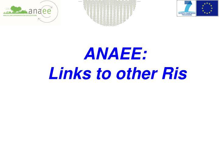 ANAEE: