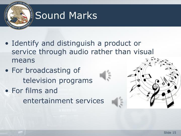 Sound Marks