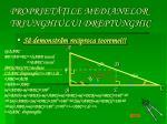 propriet ile medianelor triunghiului dreptunghic5