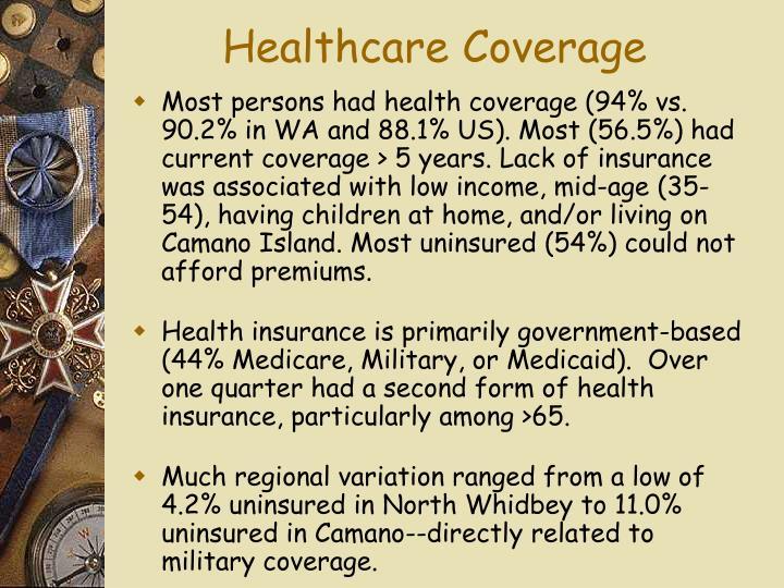 Healthcare Coverage
