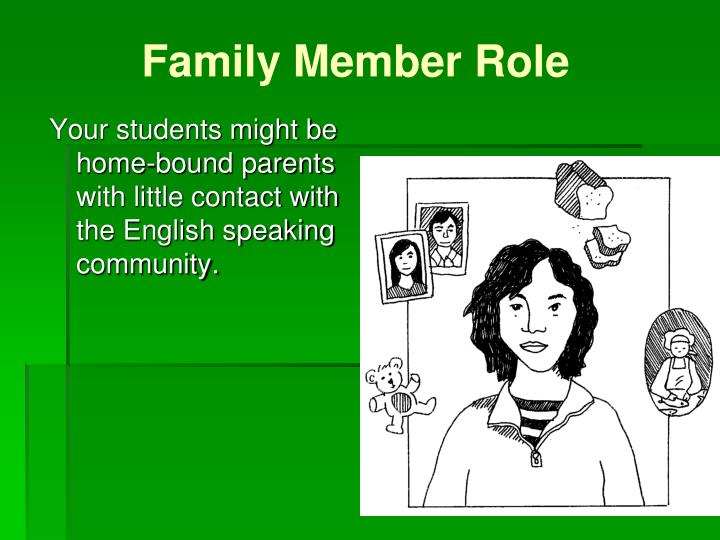 Family Member Role