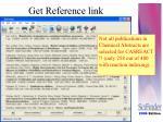 get reference link1