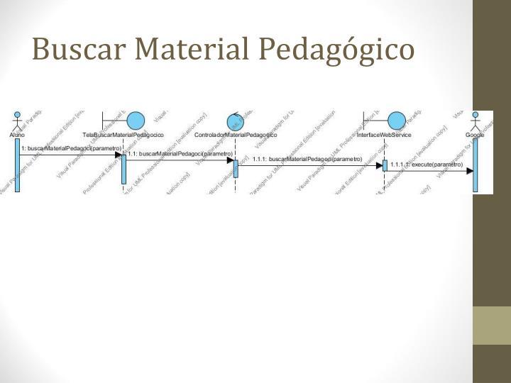 Buscar Material Pedagógico
