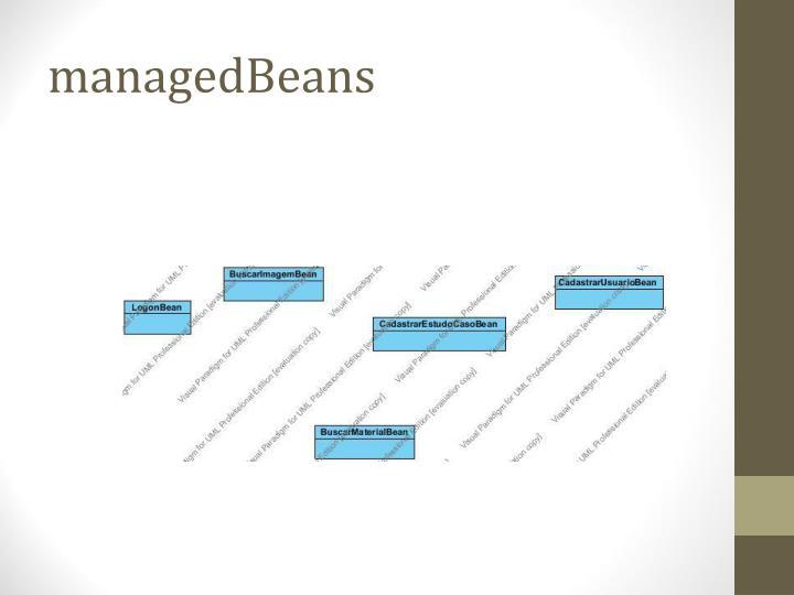 managedBeans