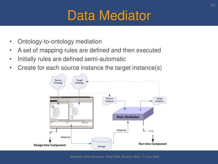 Data Mediator